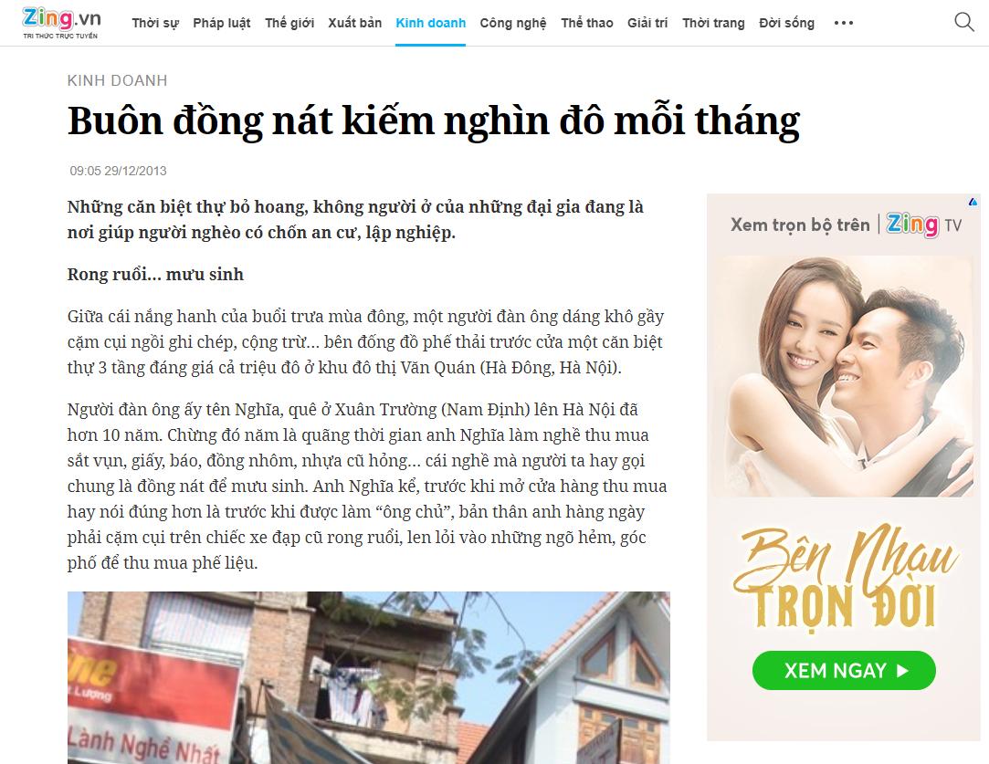 báo Zing News