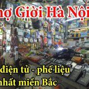Chợ Trời Hà Nội