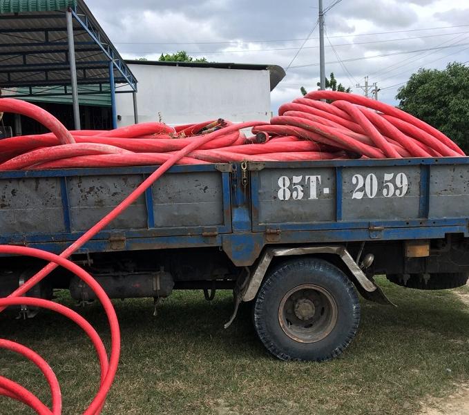 Thu mua dây điện phế liệu