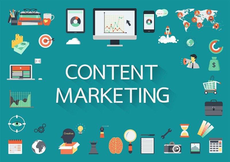 Các loại content phổ biến hiện nay